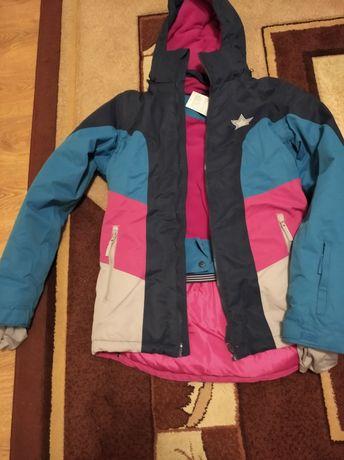 Nowa kurtka narciarska