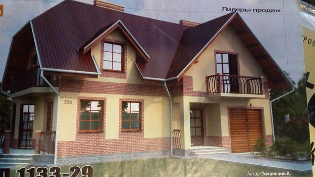 Проект дома. 4000грн. или 10т. руб
