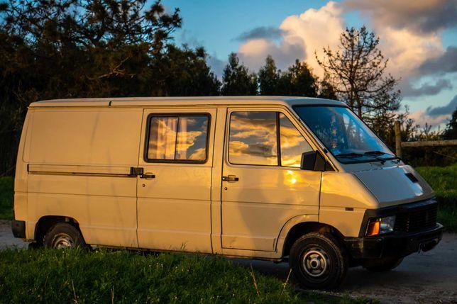 Renault Traffic Caravana