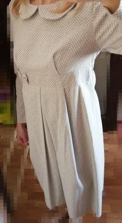 Платье для беременных для фотосессии нарядное свадебное