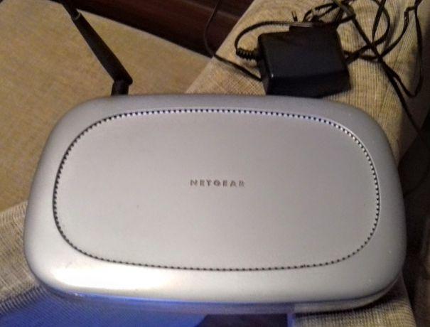 router netgear dg834g adsl, ruter