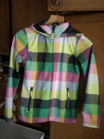 Качественная спортивная курточка 158см из Европы в идеальном сост