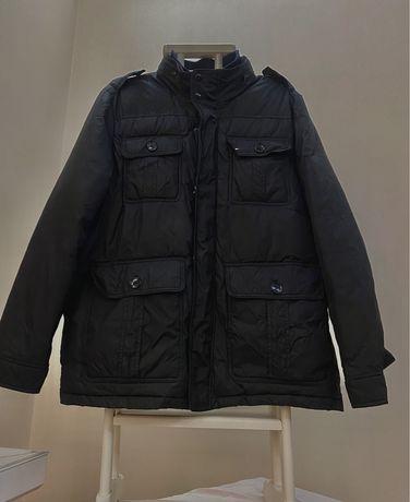 Tommy Hilfiger XL мужская куртка пуховик пальто (ralph armani)