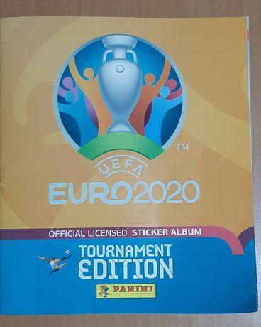 Cromos Euro 2020