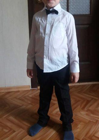 Рубашка+брюки на мальчика 5-6 лет