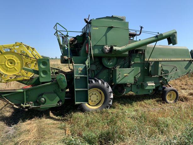 Продам зерновий комбайн John Deere 935