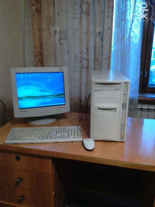 Продам компьютер AMD Athlon 1.35 ггц Харьков - изображение 1