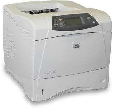 Лазерний принтер HP LaserJet 4200N з Європи