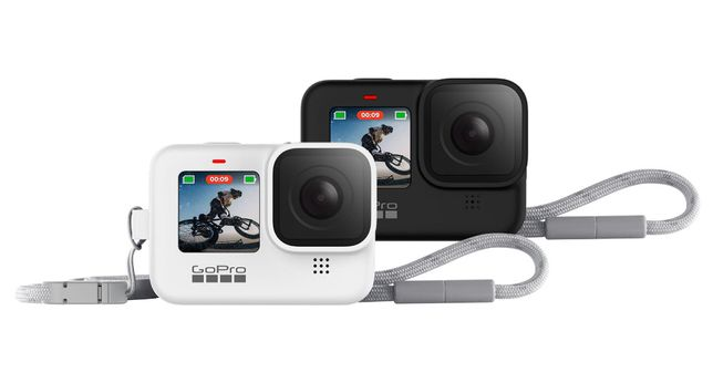 Чехол GoPro HERO9 Black Camera Sleeve + Lanyard (ADSST) Оригинальный!