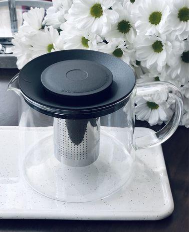 Заварочный чайник. Термостекло