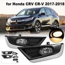 Противотуманки (набор ) Honda CR-V 2017,2018