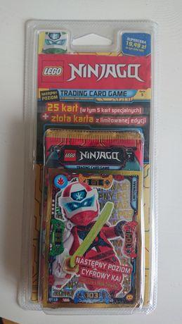 Blister Lego Ninjago TCG Następny Poziom seria 5
