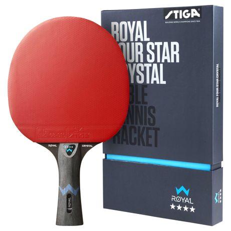 Ракетка для настольного тенниса Stiga Royal Crystal 4-Star