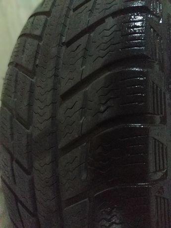 Opony zimowe Michelin 165/70/14 z felgami