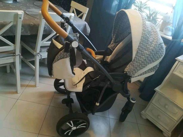 Wózek dziecięcy Bebetto bresso 3w1