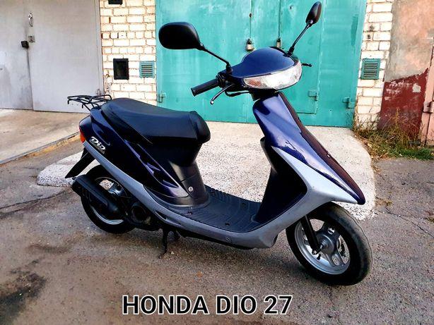 Продам мопед Honda dio 27