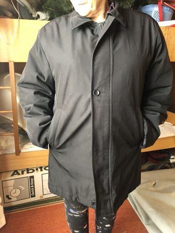 Демисизонная куртка, пальто, мужская куртка, дубленка.