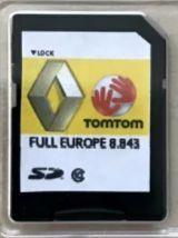 Карти України Renault Carminat TomTom