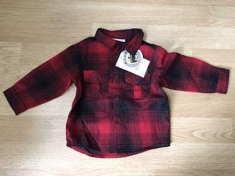 Koszula chłopięca 68 COCCODRILLO