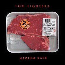 Foo Fighters medium Rare RSD Lp Vinil
