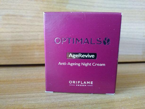 Krem na noc Optimals Anti Ageing, Oriflame 50 ml