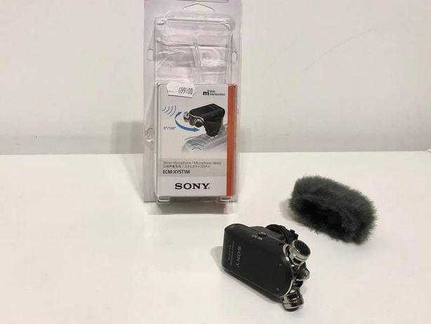 Mikrofon Sony ECM-XYST1M / do sony a6000 a6300 i inne
