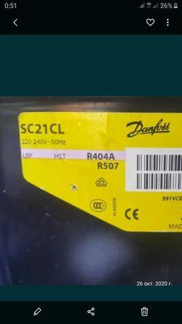 Компрессора бу для sc21cl