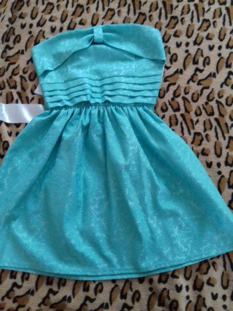 Нарядное платье(можно на выпускной)