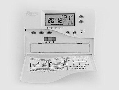 Терморегулятор Regulus TP-08 LCD (недельный программатор).