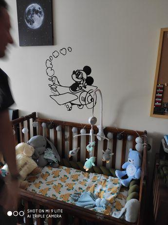Naklejka na ścianę NOWA taka jak na zdjęciu