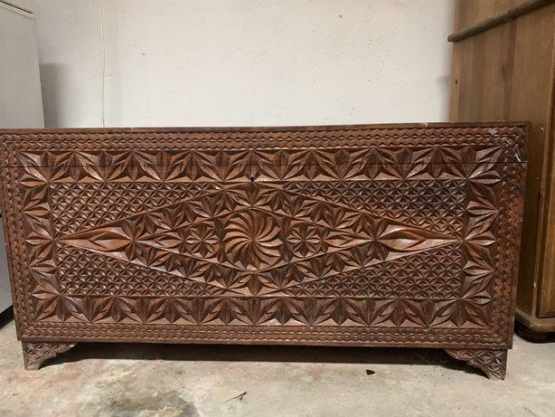 Bau madeira - classico