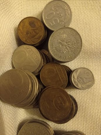 Stare monety PRL i zagraniczne