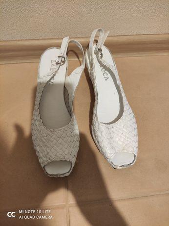 Продам кожаную обувь