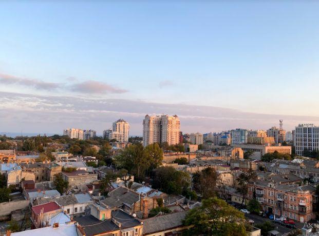 D) Продам квартиру в центре . Башня Чкалов . 64м2 Вид моря