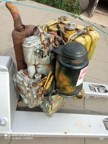 Silnik do zagęszczarki hatz diesel