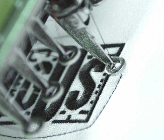 HAFT komputerowy, Maseczki, czapka zimowa, odzież z haftem