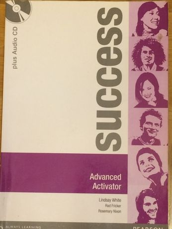 SUCCESS Advanced Activator + CD Longman