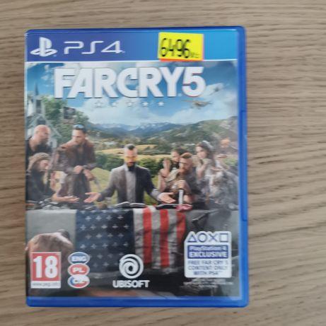 Farcry 5 PS4 gra