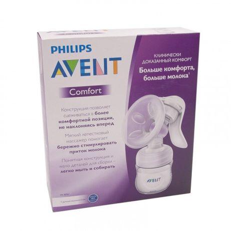 Ручной молокоотсос Philips AVENT SCF330