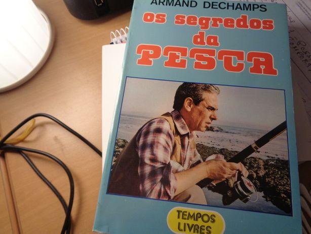 Livro Os Segredos da Pesca 360 Páginas