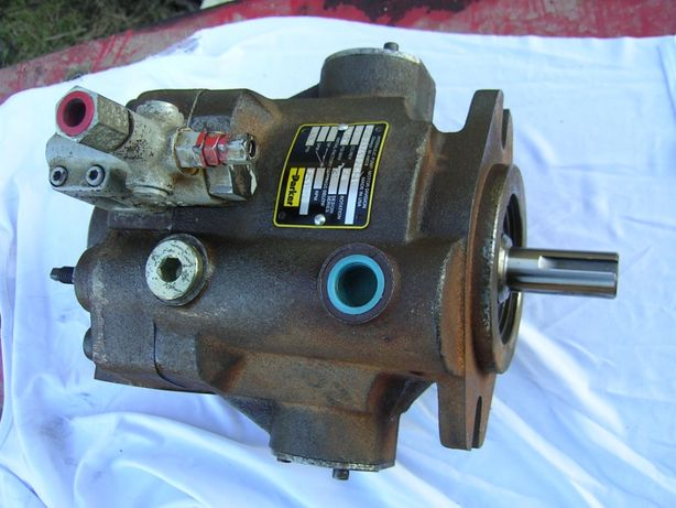 Pompa hydrauliczna tłoczkowa Parker