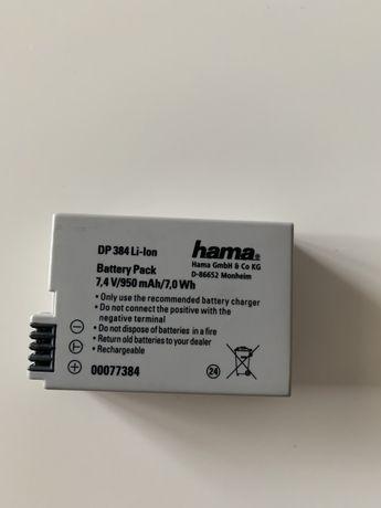 Bateria Hama dp 384 Canon