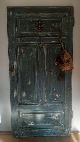 Malowane drzwi ,garderoba lub dekoracja