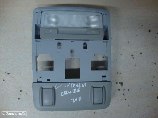 Plafonier (luz interior) Chevrolet Cruze/2011