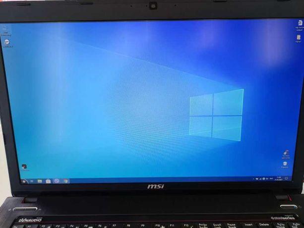 Игровой ноутбук MSI GE70-2PC, i7, 12Гб ОЗУ, 850M - 39888p