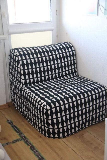 Łóżko rozkładane - Fotel rozkładany - Sofa rozkladana - Ikea Amerykank