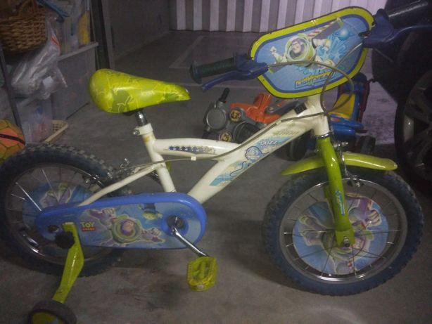 Bicicleta criança Disney