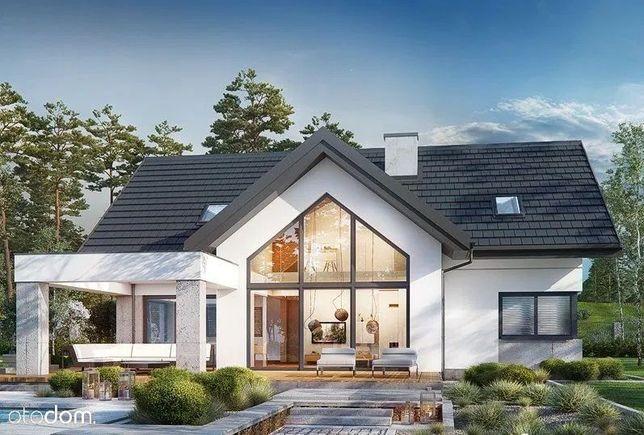 Piękny, duży dom do ukończenia na działce 1050m2