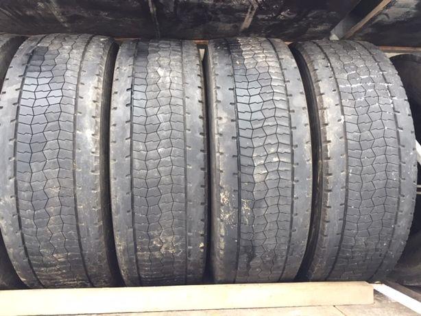 Opony ciężarowe napędowe 315/70/22,5 BRIDGESTONE ECOPIA H-DRIVE