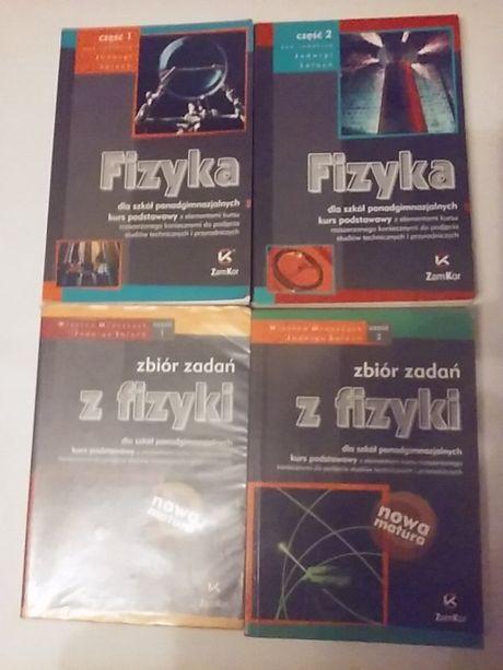 Fizyka podręcznik, zbiór zadań Jadwiga Salach, Mroszczyk ZamKor